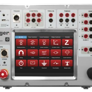 Megger TRAX Multifunction Test System Repair Services